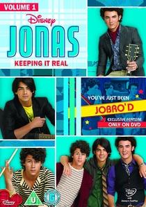 Jonas (1ª Temporada) - Poster / Capa / Cartaz - Oficial 2