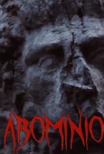 Abominio - Poster / Capa / Cartaz - Oficial 1