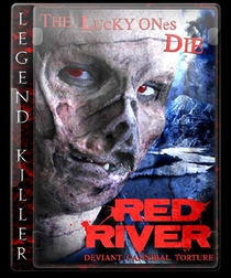 Red River - Poster / Capa / Cartaz - Oficial 2