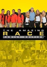 The Amazing Race (8ª Temporada) - Poster / Capa / Cartaz - Oficial 1