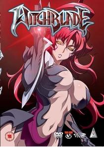 Witchblade - Poster / Capa / Cartaz - Oficial 1