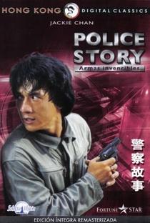 Police Story: A Guerra das Drogas - Poster / Capa / Cartaz - Oficial 9