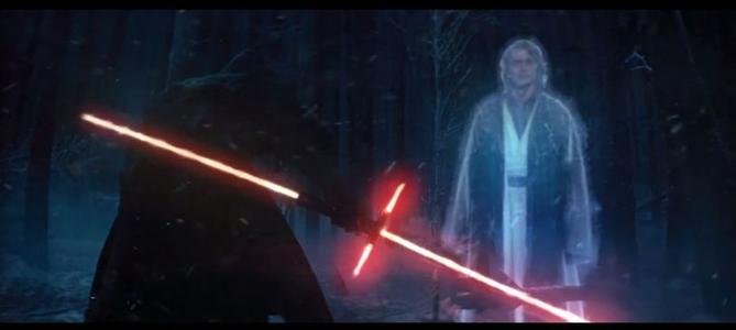 STAR WARS VII: como seria o teaser por George Lucas?