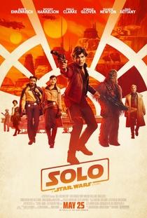 Han Solo: Uma História Star Wars - Poster / Capa / Cartaz - Oficial 5