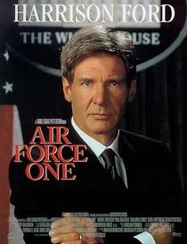 Força Aérea Um - Poster / Capa / Cartaz - Oficial 2