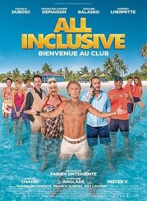 All Inclusive - Poster / Capa / Cartaz - Oficial 1
