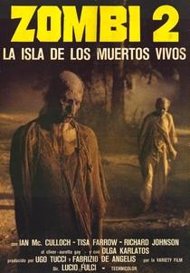Zombie - A Volta dos Mortos - Poster / Capa / Cartaz - Oficial 5