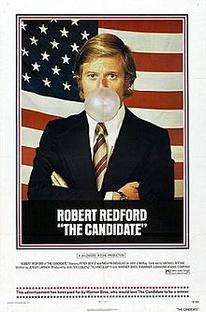O Candidato - Poster / Capa / Cartaz - Oficial 2
