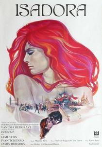 Isadora - Poster / Capa / Cartaz - Oficial 2