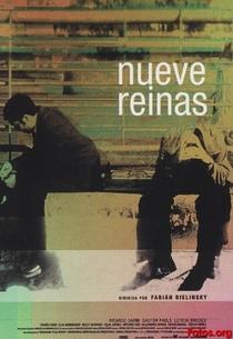 Nove Rainhas - Poster / Capa / Cartaz - Oficial 2