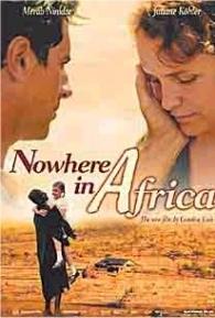 Lugar Nenhum na África - Poster / Capa / Cartaz - Oficial 2