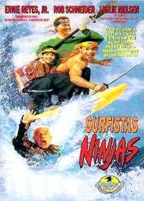 Surfistas Ninjas  - Poster / Capa / Cartaz - Oficial 2