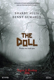 The Doll - Poster / Capa / Cartaz - Oficial 2