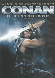 Conan, o Destruidor - Poster / Capa / Cartaz - Oficial 6