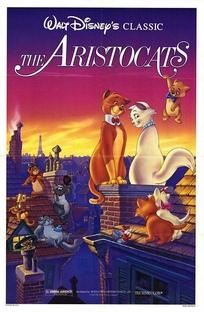 Aristogatas - Poster / Capa / Cartaz - Oficial 7