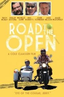Road to the Open - Poster / Capa / Cartaz - Oficial 1