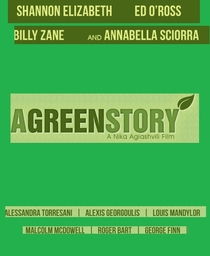 A Green Story - Poster / Capa / Cartaz - Oficial 1