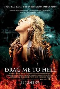 Arraste-me para o Inferno - Poster / Capa / Cartaz - Oficial 10
