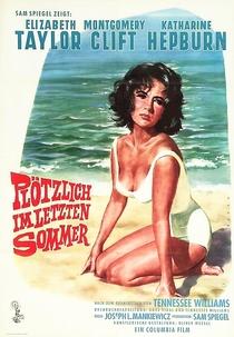 De Repente, No Último Verão - Poster / Capa / Cartaz - Oficial 3
