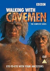 Walking with Cavemen - Poster / Capa / Cartaz - Oficial 1