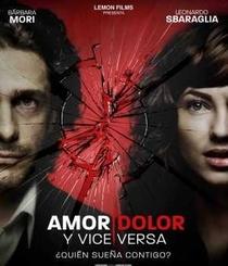 Amor, Dor e Vice-Versa - Poster / Capa / Cartaz - Oficial 1