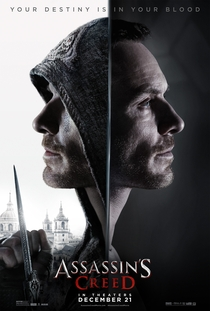 Assassin's Creed - Poster / Capa / Cartaz - Oficial 2