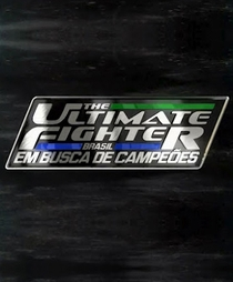 The Ultimate Fighter Brasil - Poster / Capa / Cartaz - Oficial 1