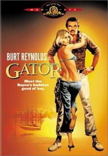 Gator, O Implacável - Poster / Capa / Cartaz - Oficial 1