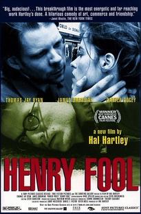 As Confissões de Henry Fool - Poster / Capa / Cartaz - Oficial 2