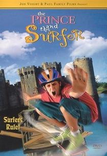 O Príncipe E o Surfista - Poster / Capa / Cartaz - Oficial 1