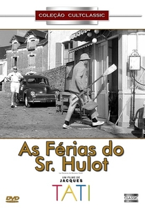 As Férias do Sr. Hulot - Poster / Capa / Cartaz - Oficial 18