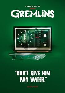 Gremlins - Poster / Capa / Cartaz - Oficial 8