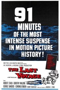 A Última Viagem - Poster / Capa / Cartaz - Oficial 2
