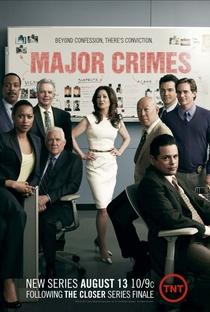 Crimes Graves (1º temporada) - Poster / Capa / Cartaz - Oficial 1