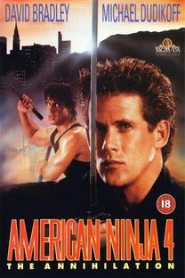 American Ninja 4: O Grande Kickboxer Americano - Poster / Capa / Cartaz - Oficial 3