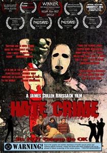 Hate Crime - Poster / Capa / Cartaz - Oficial 5