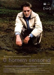 O homem sensorial - Poster / Capa / Cartaz - Oficial 1