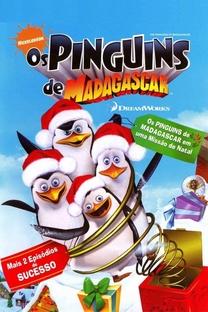 Os Pinguins de Madagascar - Missão de Natal - Poster / Capa / Cartaz - Oficial 4