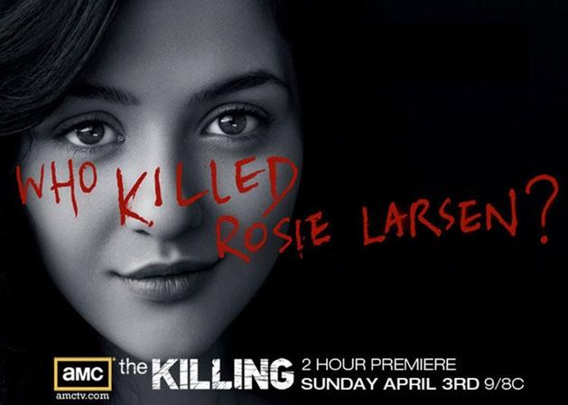 """Série """"The Killing"""" voltará com novos episódios no Netflix"""
