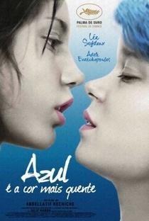 Azul é a Cor Mais Quente - Poster / Capa / Cartaz - Oficial 5