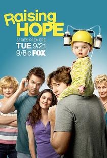 Raising Hope (1ª Temporada) - Poster / Capa / Cartaz - Oficial 1