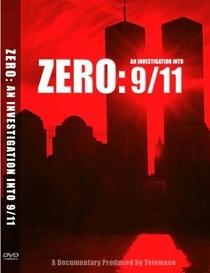Zero: An Investigation Into 9/11 - Poster / Capa / Cartaz - Oficial 1