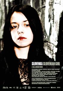 A Garota Eslovena - Poster / Capa / Cartaz - Oficial 1