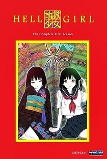 Jigoku Shoujo (1ª Temporada) - Poster / Capa / Cartaz - Oficial 6