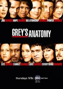 A Anatomia de Grey (4ª Temporada) - Poster / Capa / Cartaz - Oficial 3