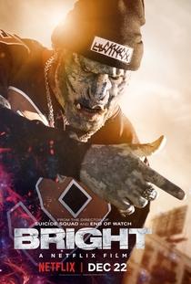 Bright - Poster / Capa / Cartaz - Oficial 7