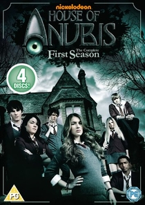 Mistério de Anubis (1ª Temporada) - Poster / Capa / Cartaz - Oficial 2