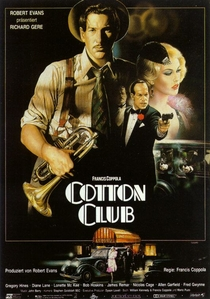 Cotton Club - Poster / Capa / Cartaz - Oficial 1
