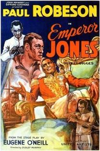 O Imperador Jones - Poster / Capa / Cartaz - Oficial 1
