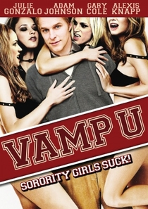 Vamp U - Poster / Capa / Cartaz - Oficial 2